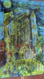 "Oxana's Pictures, из цикла ""Читая мысли художника"""