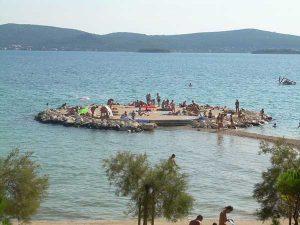 Побережье Святой Филип и Яков, Хорватия