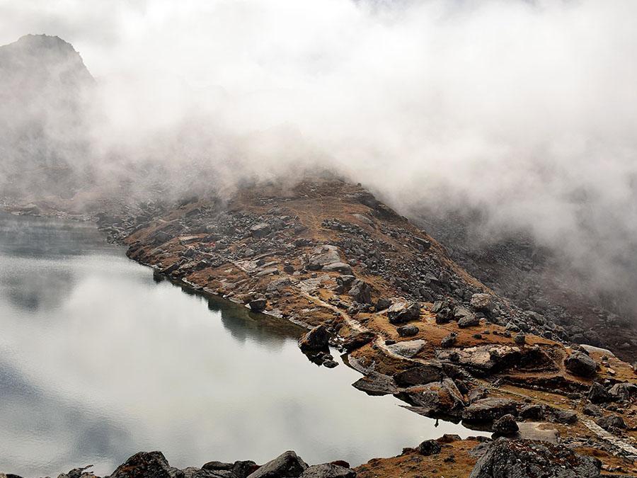 Трекинг на озеро Шивы Госайкунд