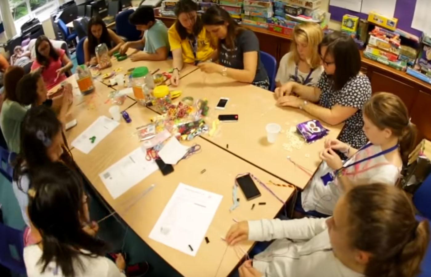 Обучение английскому языку в Великобритании